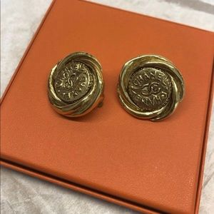 •MAKE OFFER MOVING• AUTHENTIC CHANEL EARRINGS